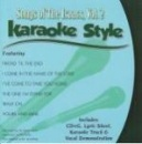 Karaoke Style: Songs of The Isaacs, Vol. 2