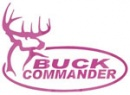 Buck Commander Decal (Pink)