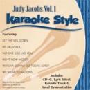 Karaoke Style: Judy Jacobs, Vol. 1