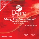 Mary Did You Know? image