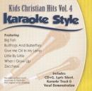 Karaoke Style: Kids Christian Hits, Vol. 4