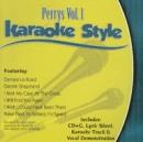 Karaoke Style: Perrys, Vol. 1  image