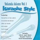 Karaoke Style: Yolanda Adams, Vol. 1