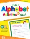 Bible Alphabet Activities for Kids