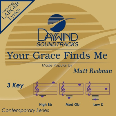 Your Grace Finds Me