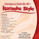 Karaoke Style: Contemporary Radio Hits, Vol. 1