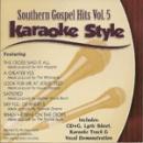 Karaoke Style: Southern Gospel Hits, Vol. 5