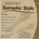 Karaoke Style: Gold City, Vol. 2