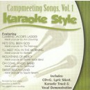 Karaoke Style: Campmeeting Songs, Vol. 1