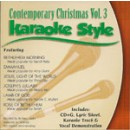 Karaoke Style: Contemporary Christmas, Vol. 3