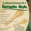 Karaoke Style: Traditional Christmas, Vol. 4