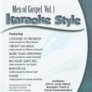 Karaoke Style: Men of Gospel, Vol. 1