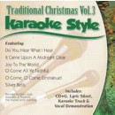 Karaoke Style: Traditional Christmas, Vol. 3