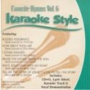 Karaoke Style: Favorite Hymns, Vol. 6